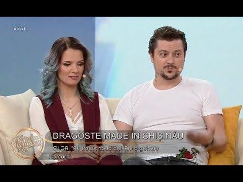 Dragoste made în Chișinău. Alexandru și Olga s-au cunoscut acum nouă ani