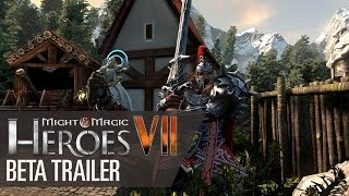 Might & Magic Heroes VII - Beta trailer [Europe]