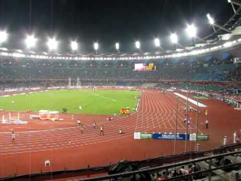 Ma Tujhe Salam at CWG 2010  Jawaharlal Nehru Stadium New Delhi