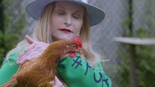 Annie et Chicken!
