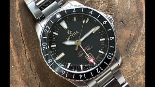 The Monta Skyquest Wristwatch: The Full Nick Shabazz Review