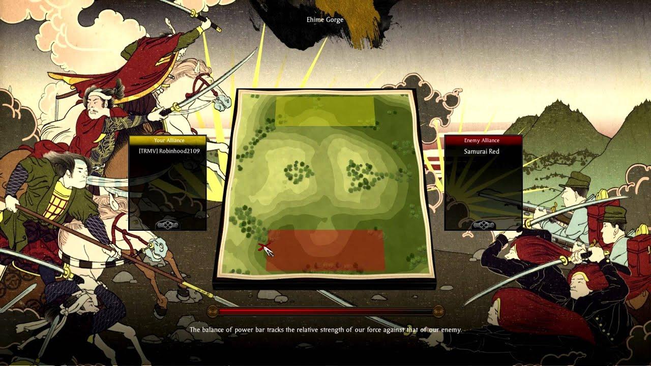 shogun 2 multiplayer matchmaking