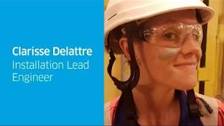 #EllesdelOcean – Clarisse Delattre, TechnipFMC