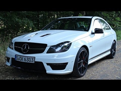 ' 2013 / 2014 Mercedes-Benz C63 AMG Edition 507 ' Test Drive & Review - TheGetawayer