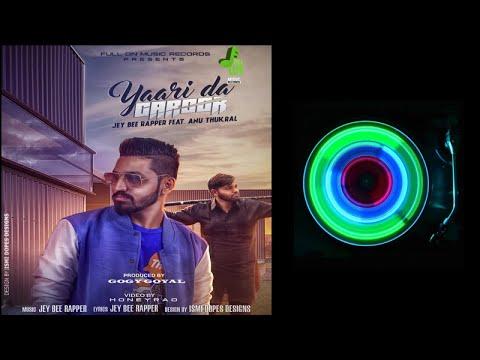 Jay Bee Rapper Ft. Anu Thukral - Yaari Da Garoor (Full Audio) - Latest punjabi song 2018