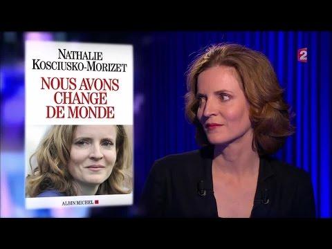 Nathalie Kosciusko-Morizet - On n'est pas couché 12 mars 2016 #ONPC