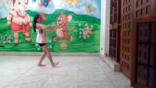 Dance on Cham Cham  (baaghi) by khushi.mp4