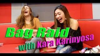 MAY SABON NG MOTEL SA BAG NI GANDANG KARA!!! (BAG RAID #2)