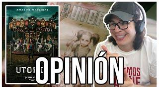 UNA SERIE CONTAGIOSA! 🤔 Opinión/Review: UTOPIA 🦠