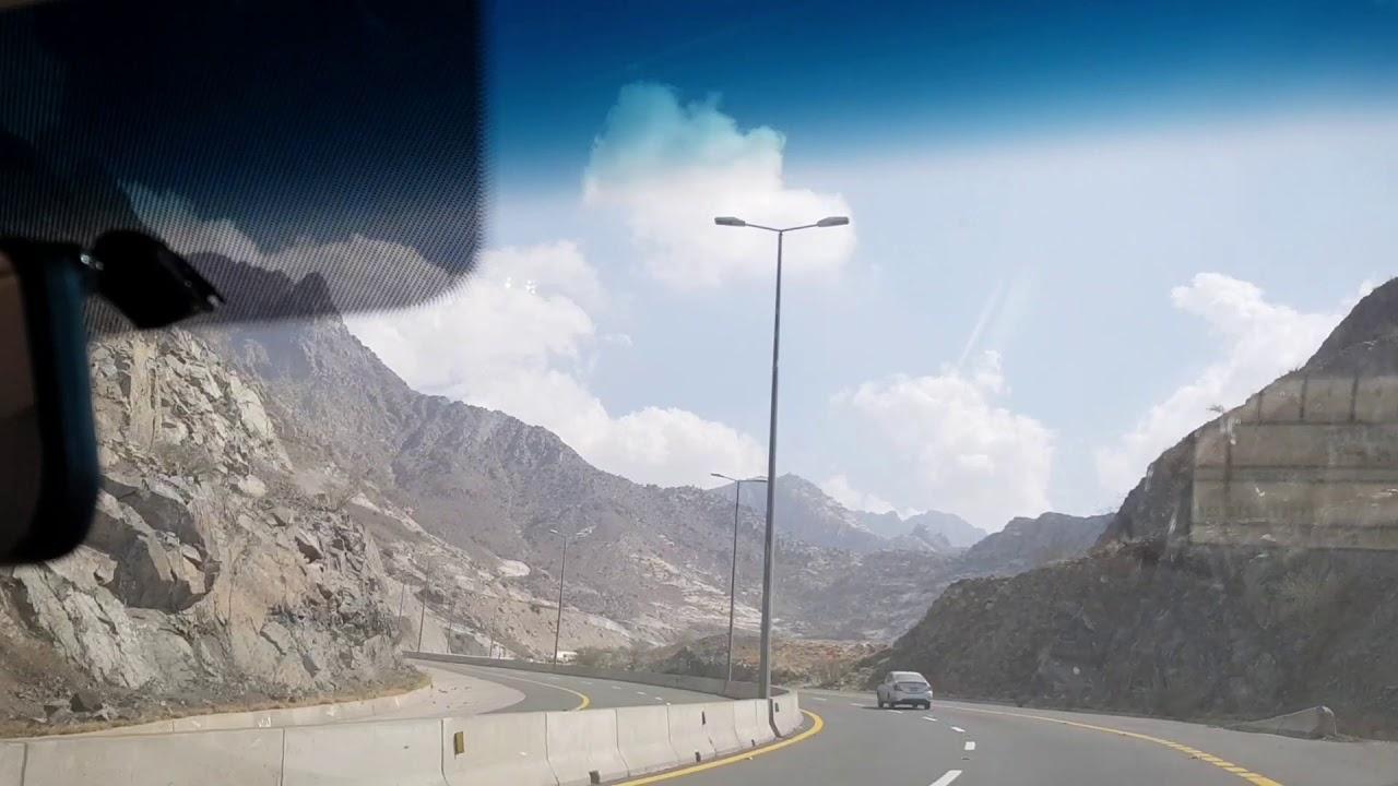 Liburan ke Taif al-hada part 1
