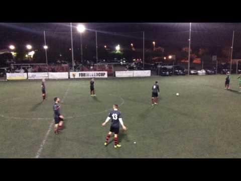 Alitalia Calcio 2-2 Hammers Fg Consulting | Play-Out Salvezza (Ritorno) | Integrale