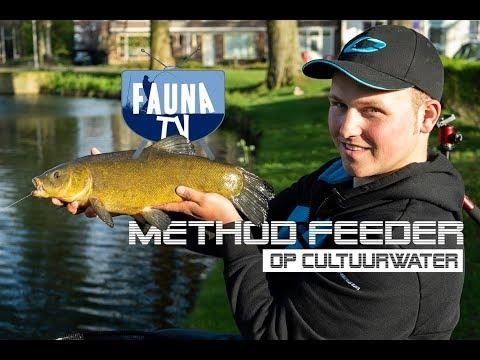 Fauna TV Method Feeder