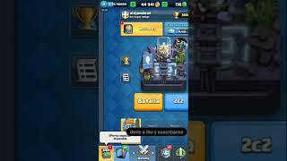 Tengo la peor suerte en clash royale