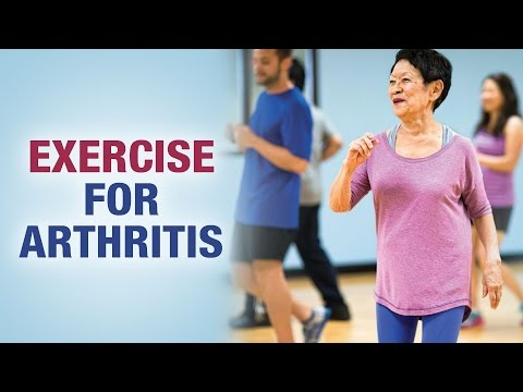 Stretch Exercise for Arthritis Pain Relief - Dr. Gaurav Sharma - Defeating Arthritis