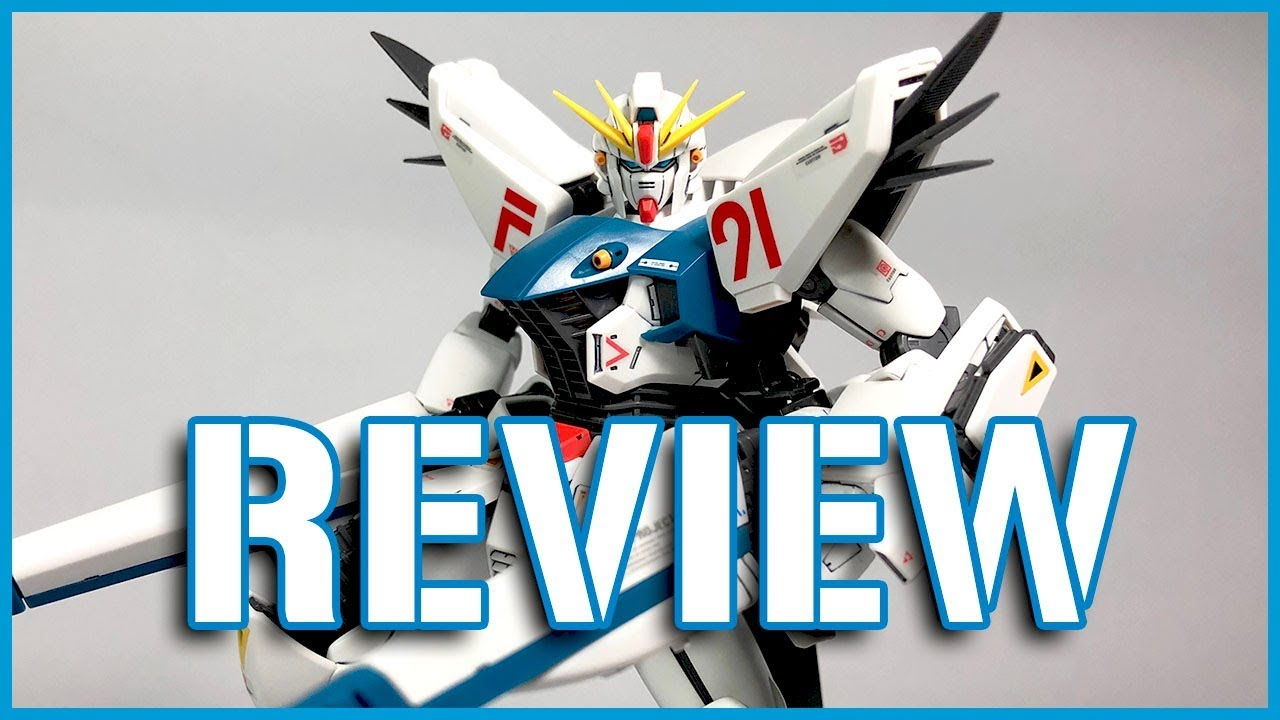 Download [Tiếng Việt] 1/100 MG Gundam F91 Ver 2.0 (w/ LED) - MOBILE SUIT GUNDAM F91 - (Eng Sub)