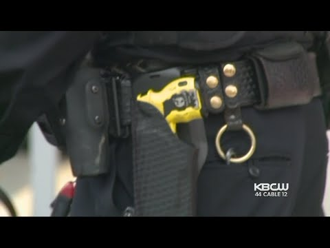 San Mateo County Officials Discuss Multiple Deaths When Officers Used Tasers