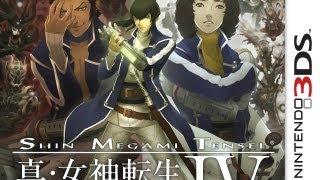 CGR Undertow - SHIN MEGAMI TENSEI IV review for Nintendo 3DS