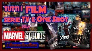 ALL FILMS, TV series and One Shot of Marvel from 2008 to 2020 | the Marvel watchman.