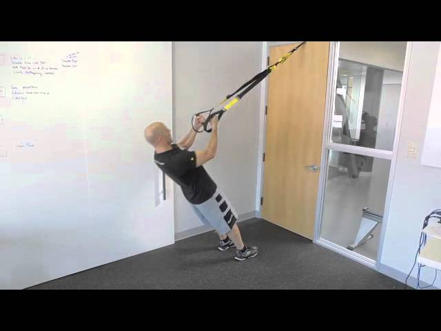 All The Unusual Places You Can Use Suspension Trainers To Get A
