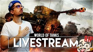 World of Tanks | Cu muci la nas