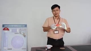 ĐÈN LED DUHAL - REVIEW  SẢN PHẨM KDPT246G VÀ KFA007
