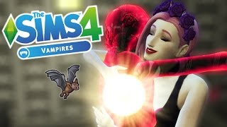 MY VAMPIRE MOM DIED! | The Vampire Chronicles | The Sims 4 Vampires: Ep 04