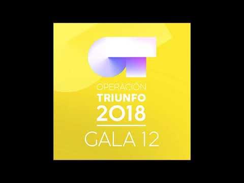 Alba Reche - She Used To Be Mine - Operación Triunfo 2018