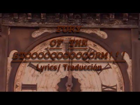 Los Duelos, Fury of the Storm(Lyrics, Subtiutulada) | Rápida y Mortal | AMV | Dragonforce
