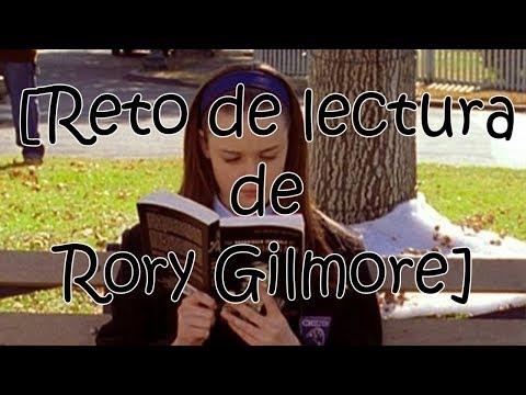 |Reto De Lectura Rory Gilmore| #RetodelecturaRoryGilmore