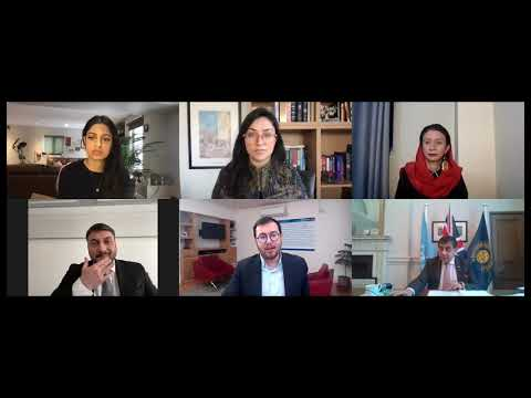 Media U0026 Afghanistan Peace Process | Virtual Event