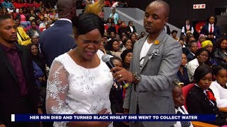 Must Watch! MYSTERIOUS SNAKE 🐍 BEATS A CHILD TO DEATH 💀- Accurate Prophecy with Alph LUKAU
