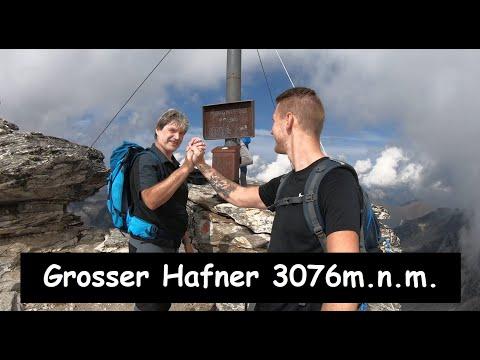 Grosser Hafner 3076m.n.m. Austria - Hohe Tauern - TATUKAaSYN