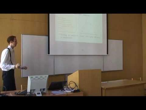 Jan Schmid: Analýza sociálních sítí