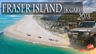 Fraser Island 4wd Adventure [2018] - Ngkala Rocks - Sandy Cape -  ALLOFFROAD #147