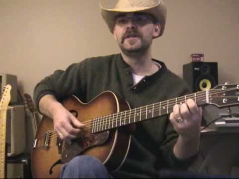 ThreeChordGuitar.com: How to play Anymore Travis Tritt