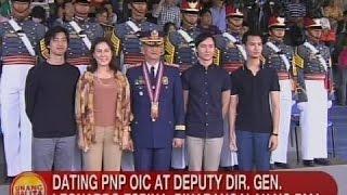 UB: Ex-PNP OIC at Deputy Dir. Gen. Leonardo Espina, pinarangalan ng PMA