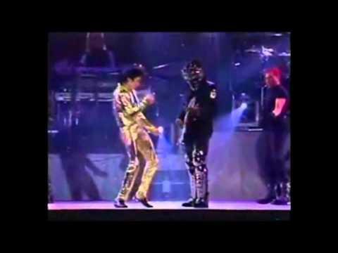 Michael Jackson - Streetwalker