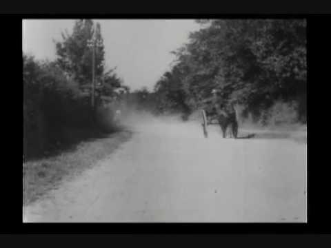 Dustin Martin – How It Feels to be Run Over (Silent Movie Film Score)