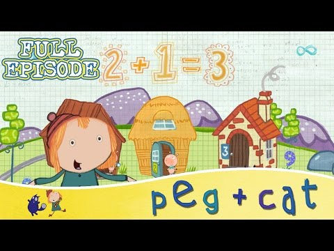 Peg + Cat - Full Episode Compilation (HD)