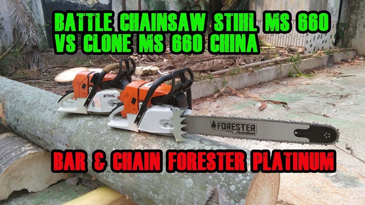 Stihl Chainsaws From China