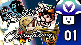 [Vinesauce] Vinny - Bellissimo Corruptions (part 1)