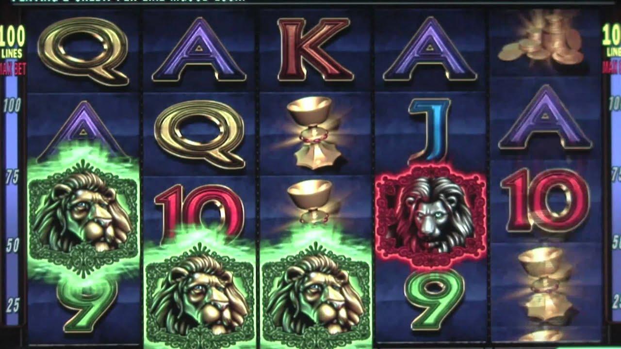 Blazing Phoenix 4 Bonuses - 5c WMS Video Slots