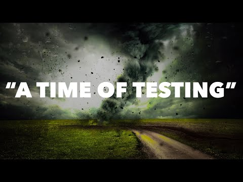 """A Time of Testing""  - Great Awakening Live"
