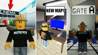 3 NUOVE MAPS: Il centro commerciale, la scuola, l'aeroporto! (Roblox Flee The Facility)