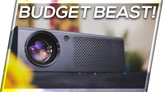 Meet The BEST Budget Projector For 2019! | Artlii Energon 1