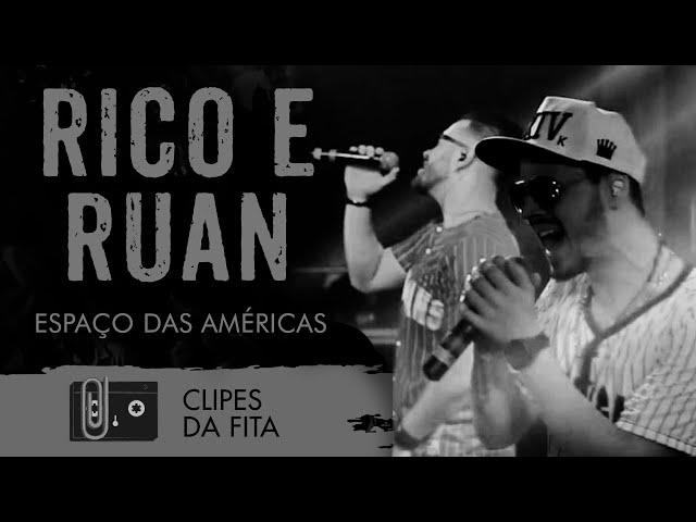 Rico e Ruan - Espaço das Américas 2018