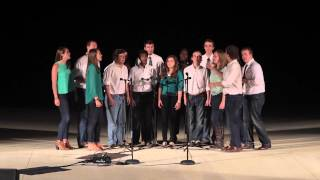 Nelly Bly (Stephen Foster) - Christopher Wren Singers - 2014 W&M A Cappella Showcase