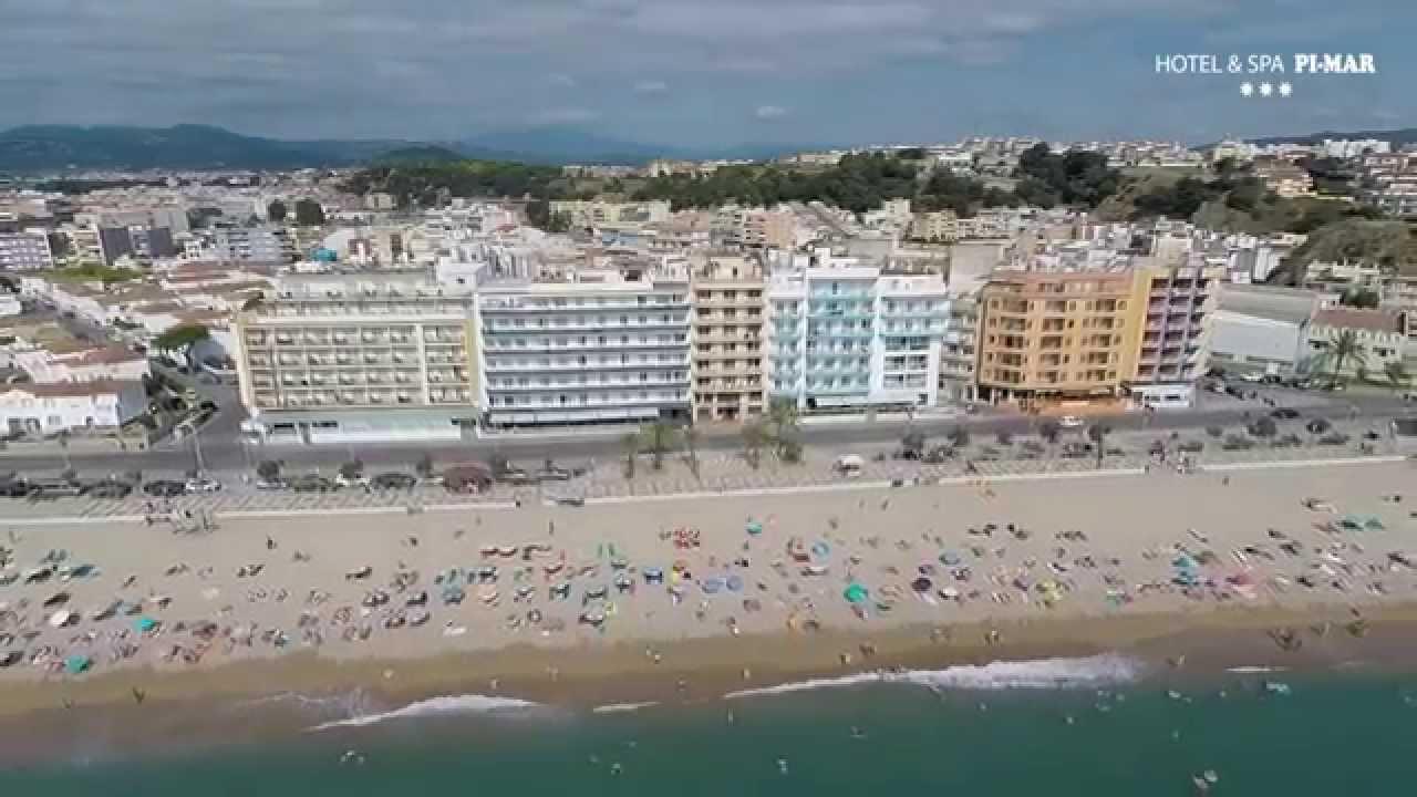 HOTEL PIMAR BLANES,COSTA BRAVA HOTELS - YouTube