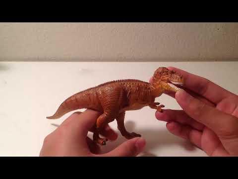 Safari Ltd 2004 dinosaurs Gorgosaurus figure review