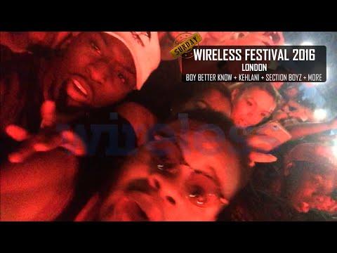 WIRELESS FESTIVAL 2016 LONDON!!! KEHLANI + BBK + YOUNG THUG + MORE...